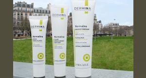 3 rituels de 3 produits cosmétiques Normalina offerts