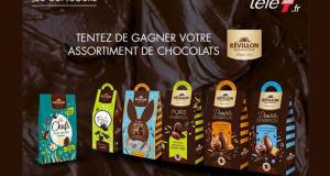 40 lots de chocolat Révillon offerts