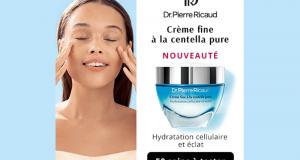 50 Crème fine à la centella pure Dr Pierre Ricaud à tester