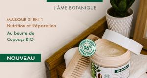 850 Masques 3-en-1 nutritifs Klorane au Cupuaçu BIO à tester