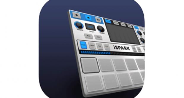 Application de beat-making Arturia iSpark gratuite