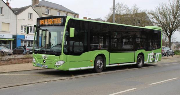 Circulation Gratuite sur le réseau de Bus Urbain Réso