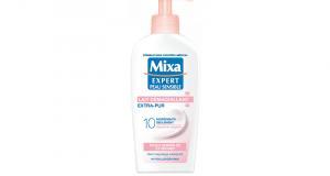 Testez le Lait démaquillant Extra-Pur Antidessèchement Mixa