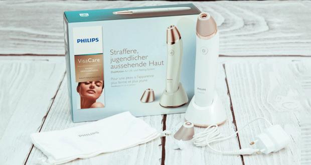 Un appareil de microdermabrasion pour la peau offert