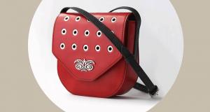 Un sac à main Dina en cuir offert (valeur 335 euros)