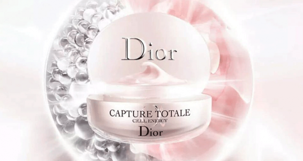 Une crème Capture Total Cell Energy de Christian Dior offerte