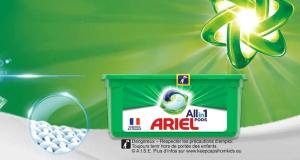 100 boîtes Ariel Pods Original offertes