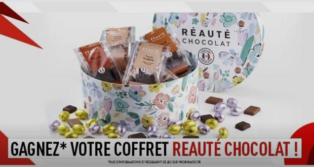 15 coffrets de chocolats Reuté offerts