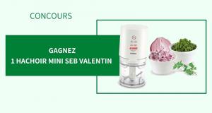 15 hachoirs Seb Valentin offerts