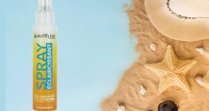 20 Sprays éclaircissants 100ml Normaux Beautélive à tester