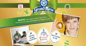 20 bons d'achat Pâtes grand-mère de 10 euros offerts