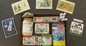 20 paniers de produits Ardéchois offerts