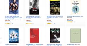 Amazon livres et romans gratuits