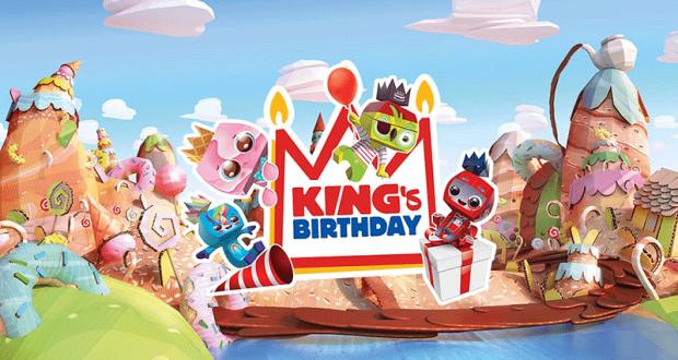 Burger King = Anniversaire et cadeaux offerts