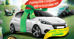 Gagnez une voiture Peugeot 208 Signature PureTech