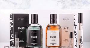 Parfum au choix offert