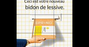 Échantillons gratuits de produits Lessive Spring
