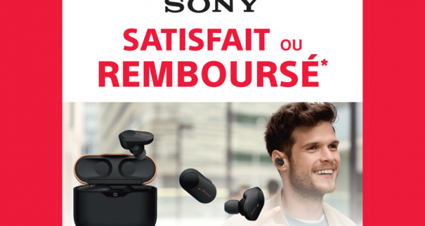 Écouteurs sans fil à réduction de bruit - Satisfait ou Remboursé