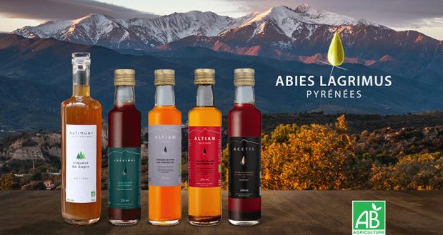 100 gammes Condiments Abies Lagrimus Pyrénées à tester