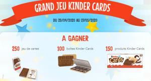 250 jeux de cartes offerts