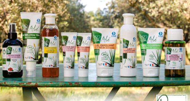 3 coffrets de produits de soins Pur'Aloé offerts