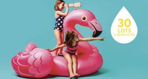 30 kits de vacances offerts