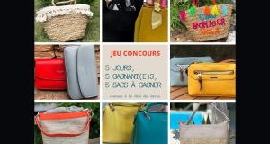 5 sacs offerts (valeur unitaire 39 euros)