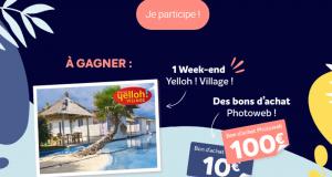 50 000 bons de réduction Photoweb de 10 euros offerts