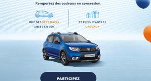 7 voitures Dacia Sendero de 14 190€ offertes