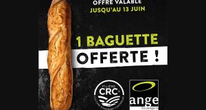 Baguette offerte sur simple visite