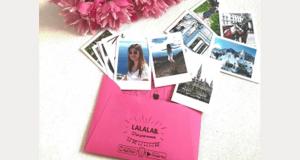 Carte postale personnalisable offerte et livraison gratuite