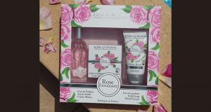 Coffret de 3 produits cosmétiques Jeanne en Provence offert