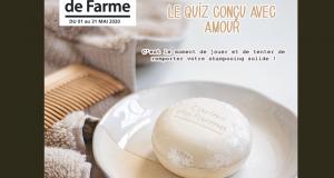 Des soins bio Corine de Farme offerts
