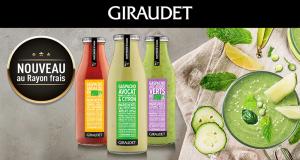 Gaspacho Giraudet 100% Remboursé