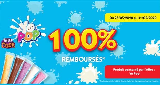Kit créatif Kids Cook Yo Pop Goliath 100% Remboursé