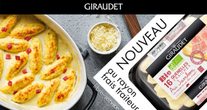 Quenelles jambon BIO Giraudet 100% Remboursé