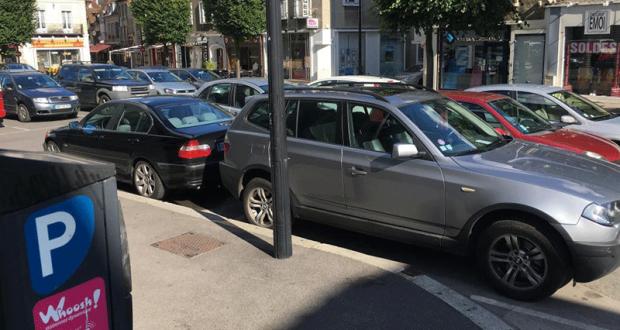 Stationnement Gratuit - Compiègne