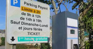 Stationnement gratuit - Bressuire