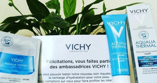 Testez les produits de la marque Vichy
