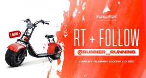 Un Harley Runner 1.0 offert