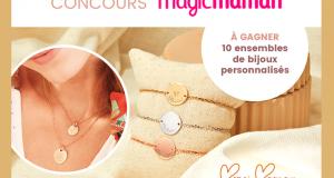 10 ensembles de bijoux à personnaliser offerts