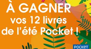 10 lots de 12 livres Pocket offerts