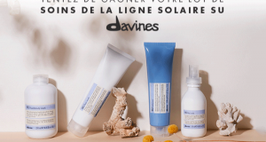 10 lots de 4 soins de la ligne solaire SU Davines offerts