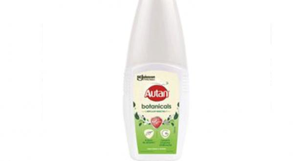100 Spray Anti-Moustiques Autan Botanicals à tester