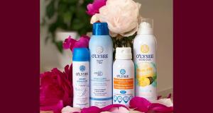 2 Lots de 5 produits de soins O'lysée offerts