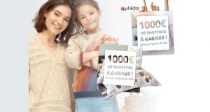 20 bons d'achat Phildar de 50€ offerts