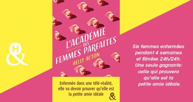 20 romans L'Académie des Femmes Parfaites de Helly Acton offerts