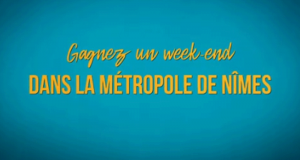 200 week-ends pour 2 personnes dans la région de Nîmes