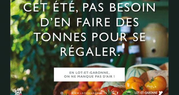 415 tickets offerts pour une activité dans le Lot-et-Garonne