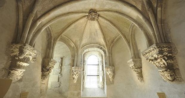 Accès gratuit à la collégiale Saint Martin d'Angers